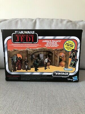 $ CDN28 • Buy Star Wars Vintage Collection ROTJ Jabba's Palace Adventure Set With Figures