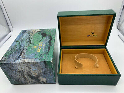 $ CDN135.09 • Buy VINTAGE GENUINE ROLEX Watch Box Case 64.00.01 0427010m
