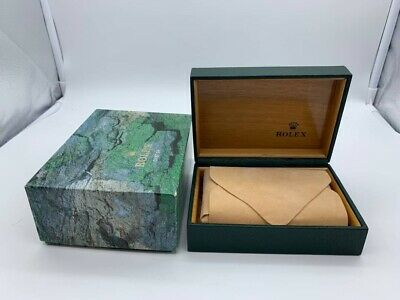 $ CDN109.29 • Buy VINTAGE GENUINE ROLEX Watch Box Case 68.00.55 0628001m