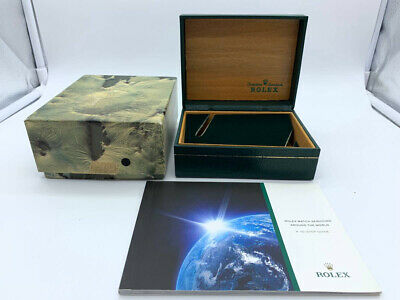 $ CDN406.63 • Buy VINTAGE GENUINE ROLEX SUBMARINER 16800 1980' Watch Box Case 67.00.08 0425002m