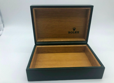 $ CDN53.63 • Buy VINTAGE GENUINE ROLEX Watch Box Case 68.00.2 0129001