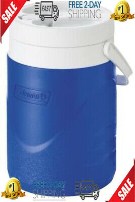 $25.99 • Buy Coleman 1-gallon Water Jug, Ice Chest Insulated Thermos Travel Ing