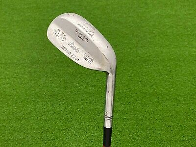 AU40.75 • Buy NICE Deluxe Model BURKE #16 SMITHIRON Stainless No-Wing Shaft Right Handed Used