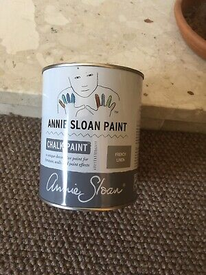 Annie Sloan French Linen Chalk Paint, 1 Litre, Barely Used, 95% Complete! • 13£