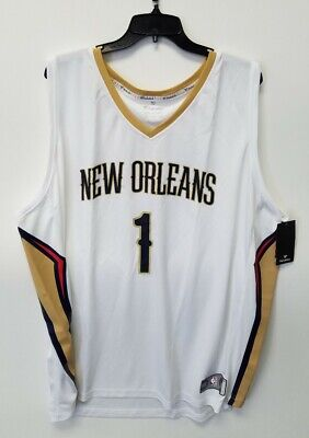 $69.99 • Buy FANATICS Zion Williamson New Orleans Pelicans White Swingman Jersey NEW With TAG