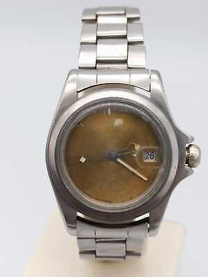 $ CDN7127.92 • Buy Rare Vintage Rolex Tudor Submariner 9411/0 Snowflake1976 Automatic Diver Watch