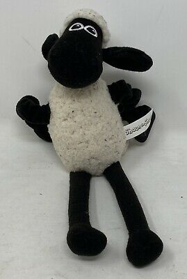 Rainbow Designs Shaun The Sheep Plushie Soft Toys Aardman Wallace & Gromit 2014 • 4.99£