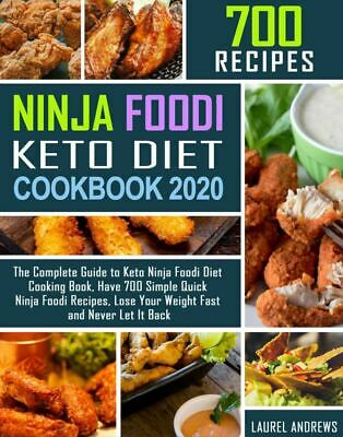 $1.99 • Buy 700 Ninja Foodi Keto Diet Cookbook #2020  The Complete Guide  [(P.D.F)]