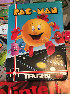£51.18 • Buy Pac Man Tengen NES Nintendo, Complete CIB Tested And Working! Collection Copy!!!