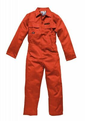 Dickies FR4869 Proban Coverall Fire Retardant  Boilersuit Cotton Overall 50R • 21£