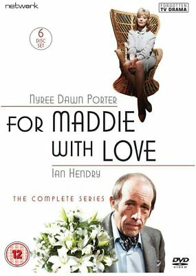 For Maddie With Love: The Complete Series (DVD) Ian Hendry,Nyree Dawn Porter • 25.99£