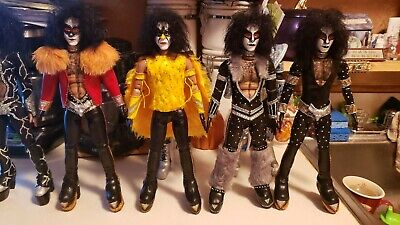 $225 • Buy Kiss Eric Carr The Fox 1/6 Figure Scale Custom Crafted Replica Doll