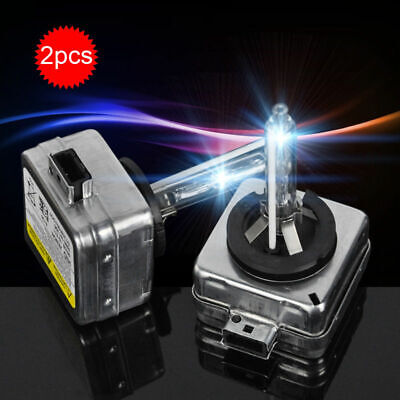 AU52.19 • Buy D3S Xenon HID Headlight Bulbs Replacement 35W 8000K For Jeep Grand Cherokee SRT