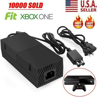 $25.99 • Buy Power Supply Cord AC Adapter Power Brick Replacement Charger For Xbox One NEW