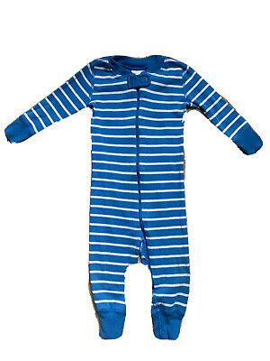 $5.60 • Buy Hanna Andersson Baby Boys Girls Goat Pajamas Sz 70 6-12