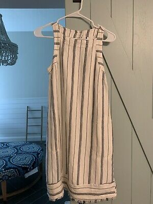 $ CDN39.46 • Buy Akemi + Kin Anthropologie Claudia Striped Dress Size 0