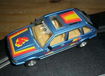 Scalextric Rare Vintage Austin Maestro Touring / Rally Car Superb & With Mirrors • 13£