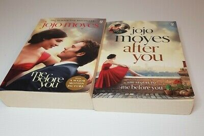 AU30 • Buy Me Before You And After You By JoJo Moyes Romance Bestseller