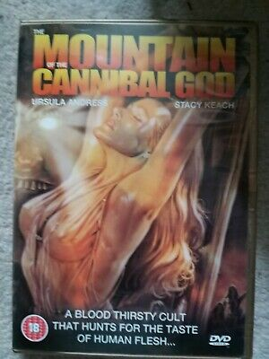 The Mountain Of The Cannibal God/Sergio Martino/2009 DVD • 3.99£