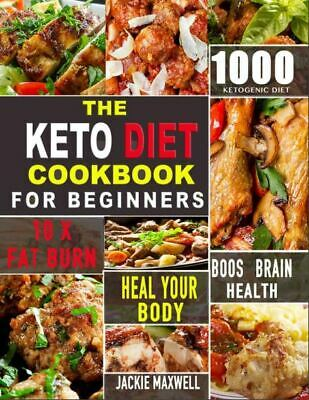 $1.99 • Buy The Keto Diet Cookbook For Beginners  1000 Ketogenic Diet For 10X [(P.D.F)]