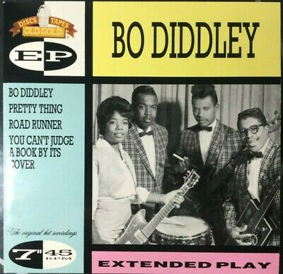 £10 • Buy Bo Diddley - 7  Four Track Ep,  Excellent + Condition