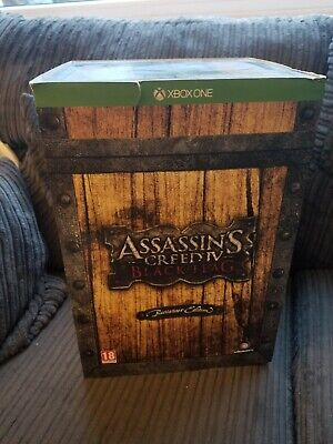 Assassin's Creed Black Flag Buccaneers Edition Xbox One (complete) • 30£