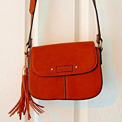 AU12 • Buy Forever New Shoulder Bag With Tassell - Small - Leather Look