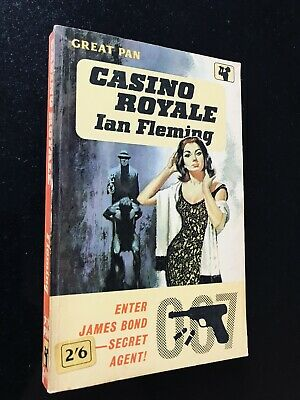 Casino Royale - Ian Fleming - Pan 10th 1962 - Fine • 22£
