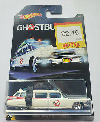 Hotwheels Ghostbusters Ecto-1 Rare And HTF • 7.49£