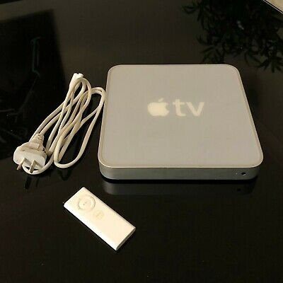 AU99 • Buy Apple TV (1st Generation) 160GB (A1218, MB189LL/A) With Remote And Cable