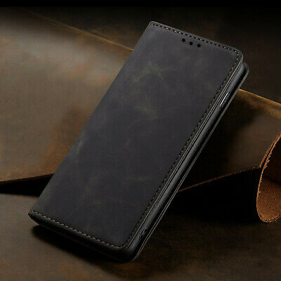 $ CDN9.07 • Buy For Samsung Galaxy Note 10 Lite Plus 9 8 Magnetic Leather Flip Wallet Case Cover