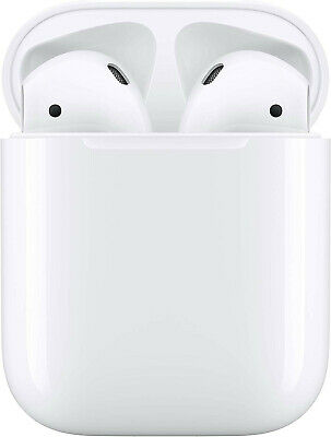 AU210 • Buy Apple AirPods 2nd Generation With Charging Case - White