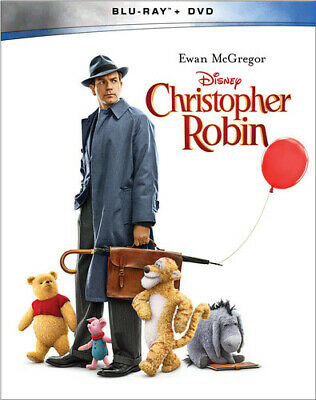 $15.23 • Buy Christopher Robin [Used Very Good Blu-ray] With DVD, 2 Pack, Ac-3/Dolb