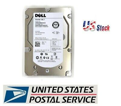 $ CDN145.90 • Buy Dell 0W347K W347K W348K 600GB 6G 15K 3.5  SAS Hard Drive W/Tray 9FN066-150