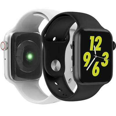 $ CDN51.80 • Buy Smart Watch Fitness Tracker Bluetooth Make/Answer Calls IPhone Android Pedometer