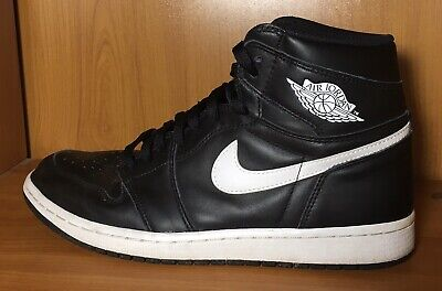 $89.99 • Buy Nike Air Jordan 1 Retro High OG Yin Yang  555088-011 Sz 10 NO BOX