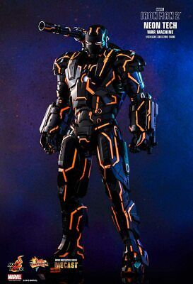 $ CDN805.80 • Buy Hot Toys Iron Man 2 Movie Action Figure 1/6 Neon Tech Diecast Exclusive