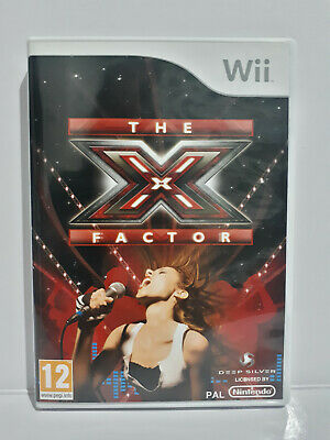 The X-Factor (Wii, 2010) PAL Brand New Case Great Condition Disc Mint 2820 • 12.95£