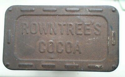 £8 • Buy Rowntrees Cocoa Tin