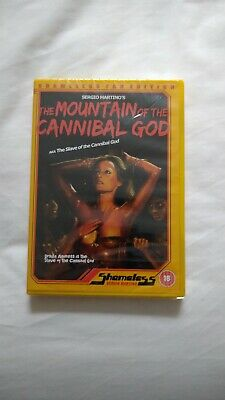 🆕 The Mountain Of The Cannibal God (sergio Martino, 1978) 📀 *ursula Andress  • 13.49£