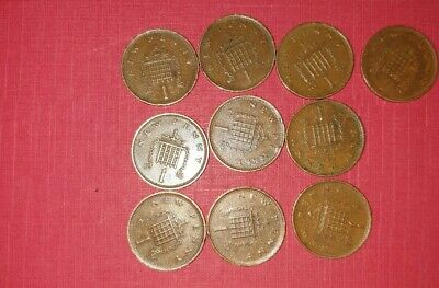 1p NEW PENCE Rare Coin Collectable One Penny Coins Very Rare. • 400£