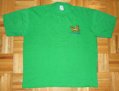 $ CDN40.59 • Buy T Shirt Vintage Ethiopia Africa Embroidered Haile Selassie Lion Of Judah Size XL
