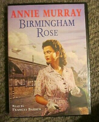 Birmingham Rose By Annie Murray - 3 Disc Audio Book CD Read By Francis Barber • 3.99£