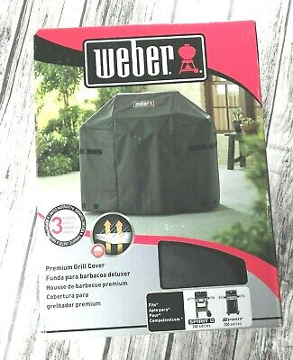 $ CDN50.73 • Buy WEBER 7138 BBQ Grill Cover For Spirit II Weber Spirit 200 Series Grill Cover