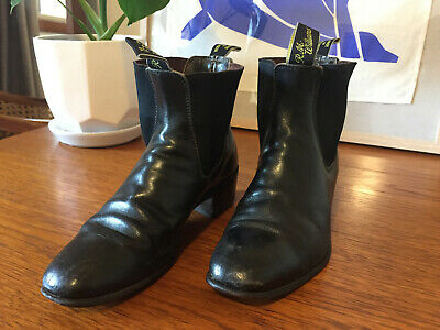 AU50 • Buy RM Williams Yearling Boots. Ladies 5.5G (size 39) Black. Ex Display
