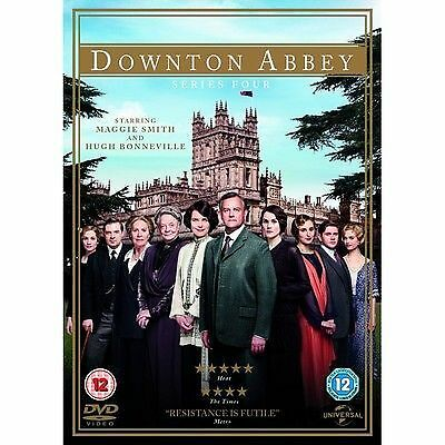 Downtown Abbey Series 4 Complete. • 18.99£