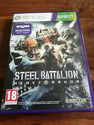 £4.99 • Buy Steel Battalion: Heavy Armor (Xbox 360) Combat Game Kinect Complete