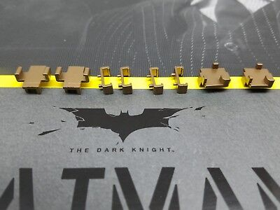 $ CDN25.38 • Buy Genuine 1/6 Hot Toys 8 Belt Clips Accessories Only From Batman Armory MMS236 USA