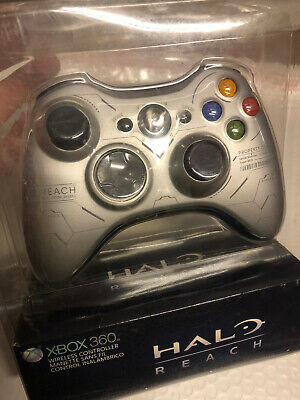 AU66 • Buy Halo Reach Microsoft XBOX 360 Limited Edition Wireless Controller