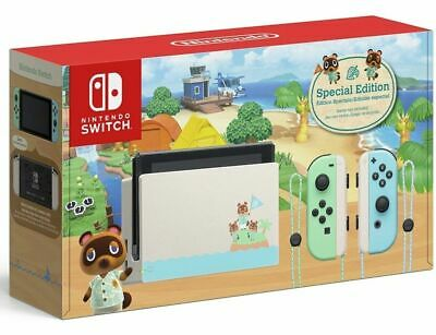 $ CDN857.15 • Buy Nintendo Switch Animal Crossing New Horizons Special Edition Console BRAND NEW
